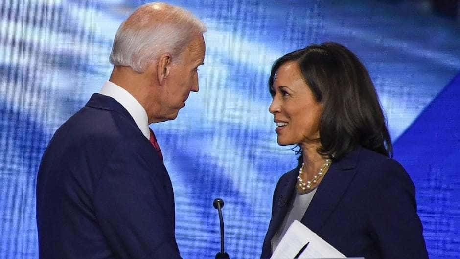 Biden and Harris to speak together in Delaware