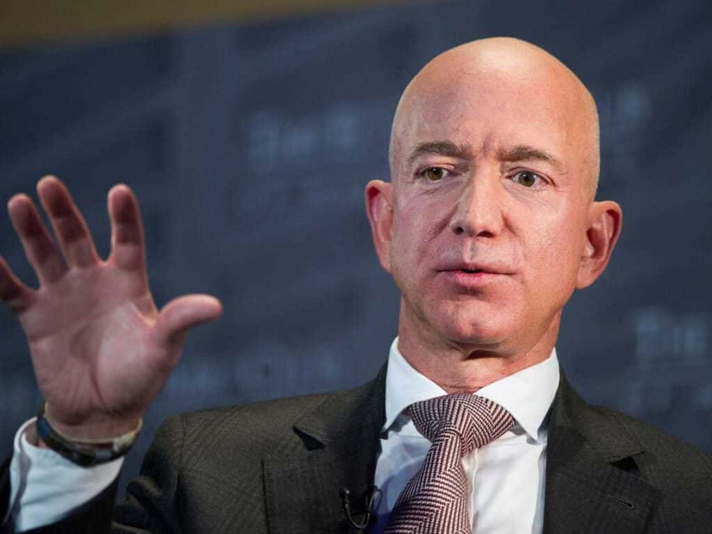 Jeff Bezos achieves over $200 billion in assets in the world