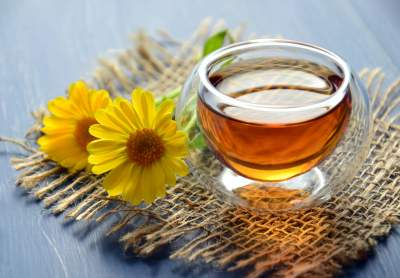 Herbal Tea For Lungs: This herbal tea will clean the lungs and protect it from pollution!
