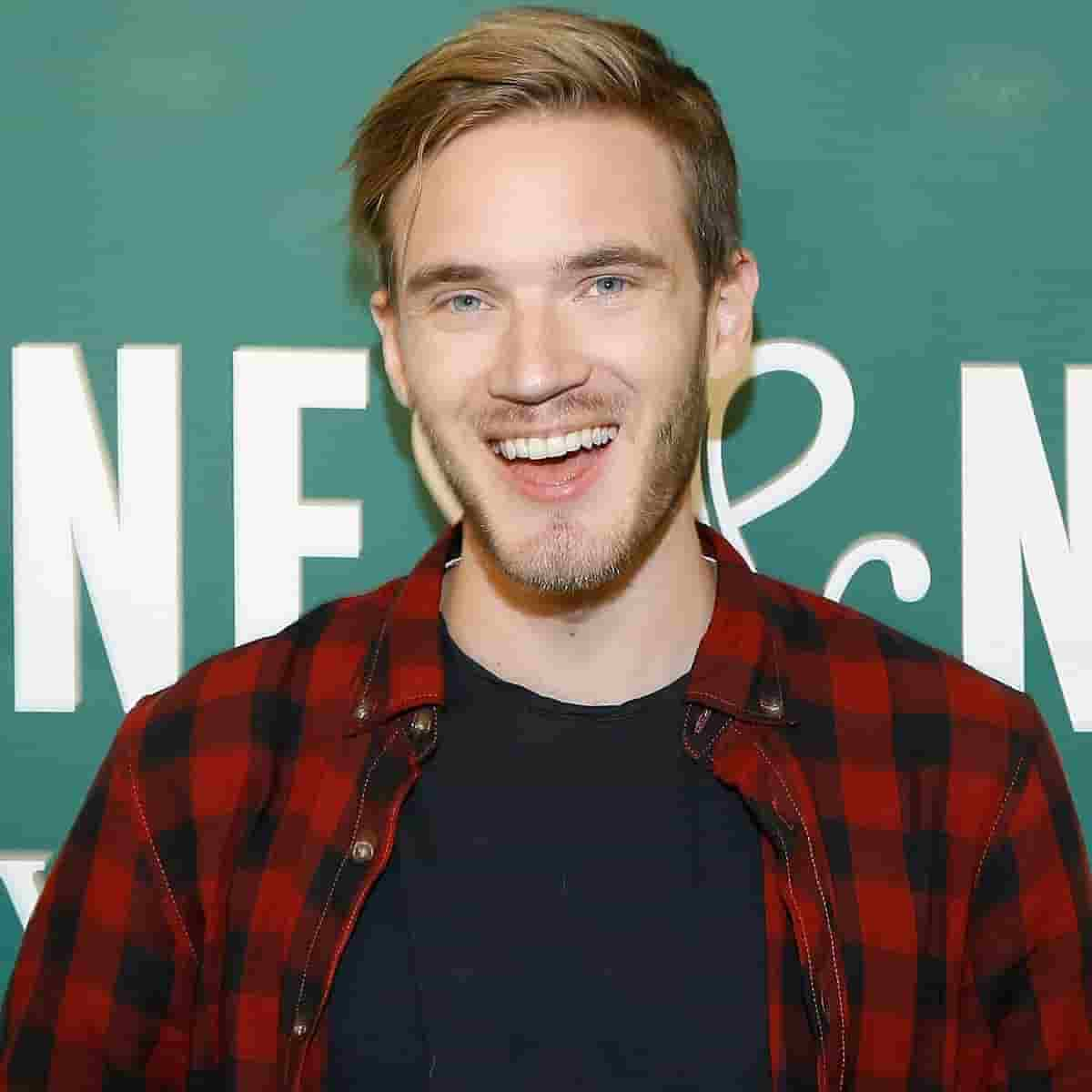 The world's most popular YouTuber PewDiePie